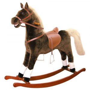 Houpací kůň plyš, p+z, maxi,hn