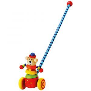 Jezdík - medvěd
