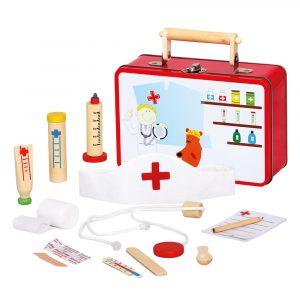 Zvěrolékařský kufřík