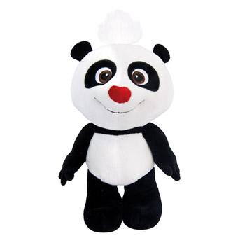 Panda plyš, 25 cm