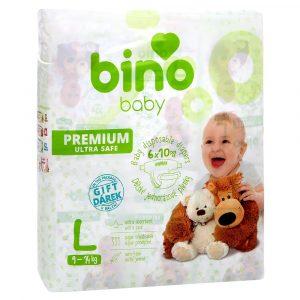 Pleny BINO BABY PREMIUM L, dárek