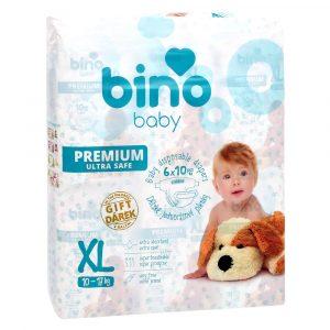 Pleny BINO BABY PREMIUM XL, dárek
