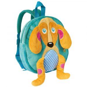 Plyšový batoh, pes